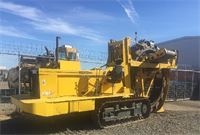 2008 PACIFIC P-70CR TRENCHER